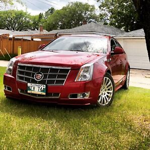 2010 Cadillac CTS Wagon. Low Kms New Safety $11,500