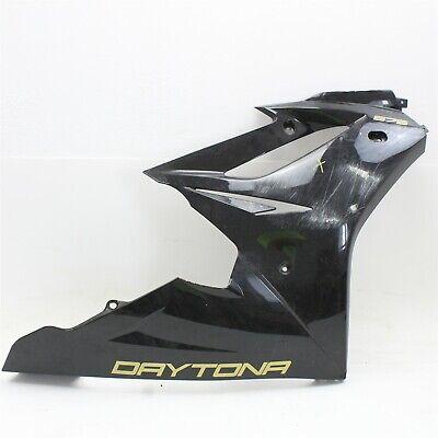 2009-2012 Triumph Daytona 675 OEM Lower Fairing Right Side Shroud Cowl T2307533