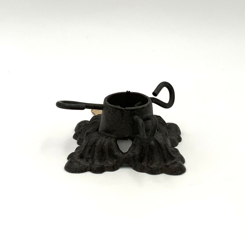 Creative Co-Op Mini Christmas Tree Stand In Black