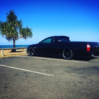 2004 VZ SS 6-Speed Manual Ute with complete turbo setup
