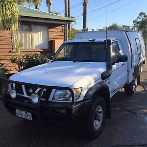 1999 Nissan Patrol Ute Redbank Plains Ipswich City Preview