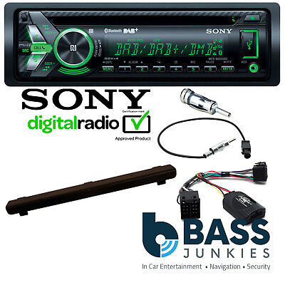 Landrover Discovery 01-04 Sony DAB CD MP3 USB Bluetooth Symphony Car Stereo Kit 01 Discovery Bluetooth