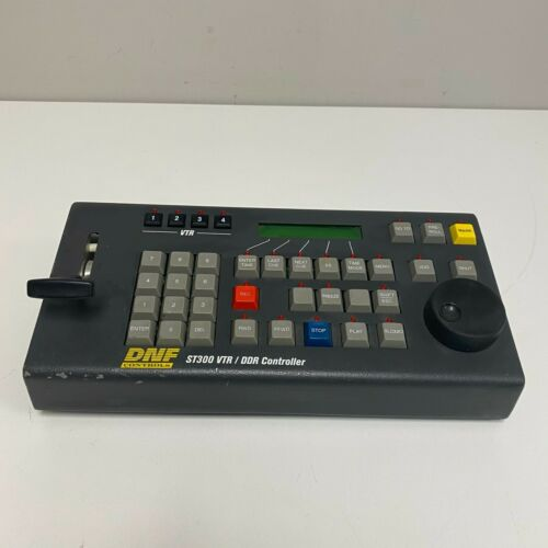 DNF  ST300 VTR / DDR CONTROLLER TESTED AND WORKING CONTROLLER ONLY