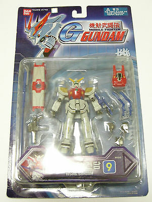 NEW BANDAI MOBILE FIGHTER G GUNDAM MSIA : RISING GUNDAM Action Figure