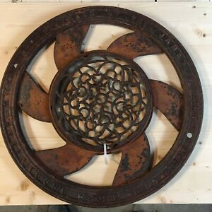 Antique Stove Pipe Grate (Price Lowered)