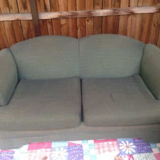 2 seater lounge and 2 x 1 seater chairs - NEED GONE URGENTLY
