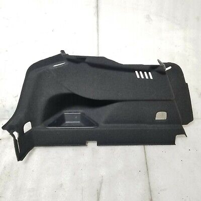 2015-2020 AUDI S3 A3 8V LEFT TRUNK INTERIOR RIGHT SIDE PANEL BOOT COVER TRIM OEM
