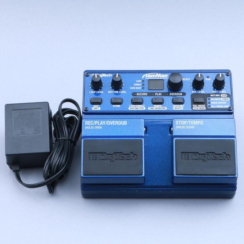 Digitech Jamman Looper Guitar Effects Pedal P-14906