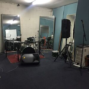 Rehearsal room / Drum room New Farm Brisbane North East Preview