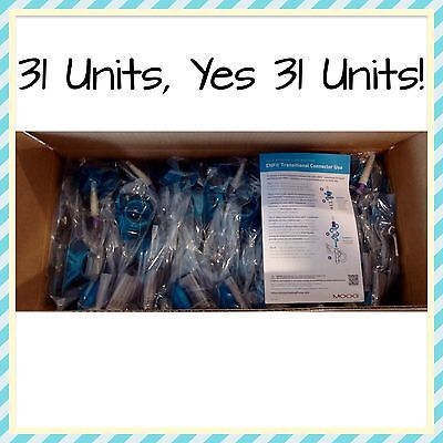 Infinity Pump Set - ZEVEX NEW New EnteraLife INFINITY 1200-A ml ENTERAL PUMP DELIVERY SET ~31 UNITS