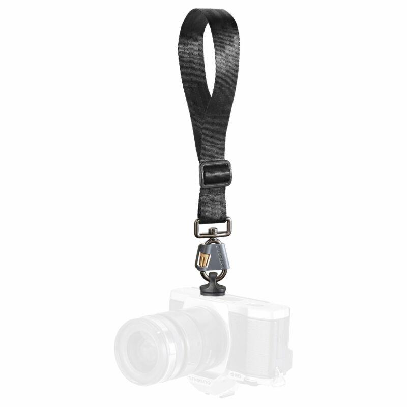 BlackRapid Breathe Camera / Camcorder Wrist Strap with FR-5 FastenR MPN: 362010
