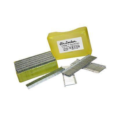 Air Locker Cn15al 14 Gauge Concrete T-nails For Concrete Nailers 1-12 Smoot...