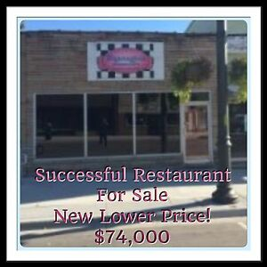 Successful Restaurant For Sale