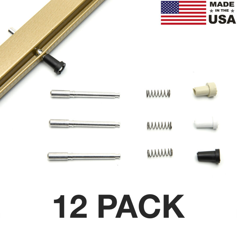 """12 PACK - Window Screen Plunger Pull Pin 5/32"""" - AMERICAN MADE - FREE SHIPPING"""