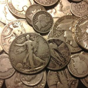 Silver Coin Lot One Ounce 1 Oz Us Coin Collection Win