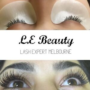 FULL SET CLASSIC EYELASH EXTENSIONS $40 Campbellfield Hume Area Preview