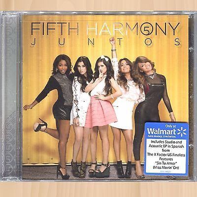 Fifth Harmony Juntos Limited Edition Studio   Acoustic Cd Sin Tu Amor X Factor