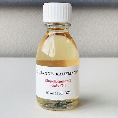 Susanne Kaufmann Ringelblumenol Marigold Body Oil Travel Size 1 oz / 30ml