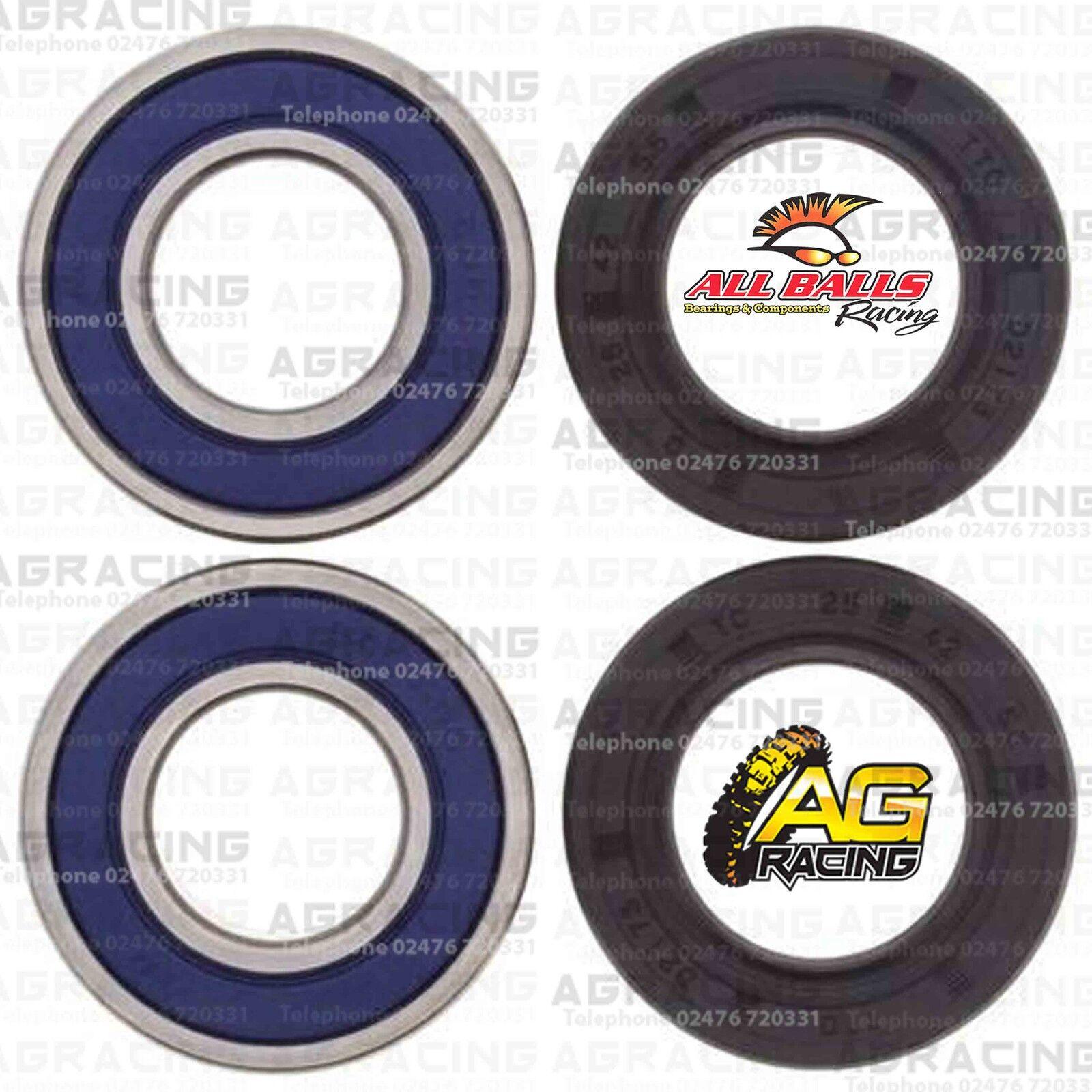 All Balls Rear Wheel Bearings /& Seals Kit For Kawasaki KDX 220 2005 05