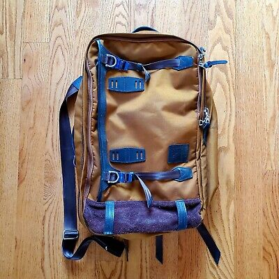 Master-Piece Japan Potential Ver.2 Travel Backpack Camel CORDURA®