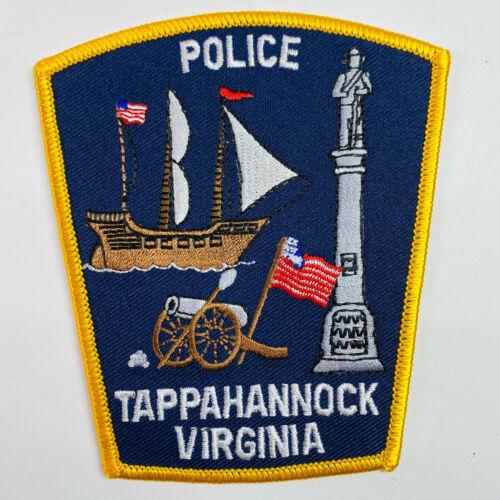 Tappahannock Police Essex County Virginia VA Patch (B7)