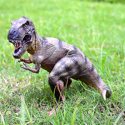 Jurassic T-Rex Dinosaur Toy Tyrannosaurus Rex Model Action Figure Kids Gift TRex - Rex Kids