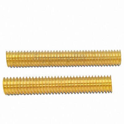 Solid Brass Fully Threaded Rodbarstuddingallthread M2.53456810121620