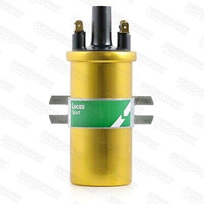 Lucas Gold Sports Ignition Coil DLB105 12 volt (non ballast)