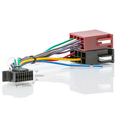ISO Autoradio Adapter SONY MEX-N6000BD MEX-N6001BD //4// Berlin