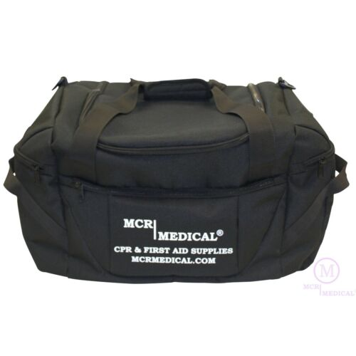 CPR Manikin & Accessory Carry Bag w/ Shoulder Strap, MCR Medical CarryAll-S