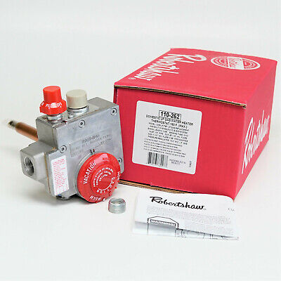 Robertshaw 110-262 Propane Water Heater Thermostat