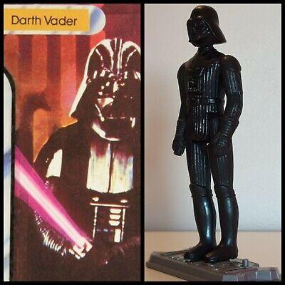 Dark Vador. 1977. Star wars.figurine.Vintage. kenner.
