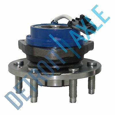 Rear Wheel bearing Hub 2005-2011 Cadillac STS / 04-09 SRX / 04-07 CTS V 6Lug