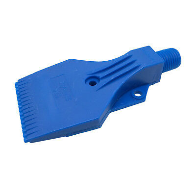 Us Stock Abs Air Blower Air Nozzle Air Knife Wind 14 Bspt Plastic 3 Holes