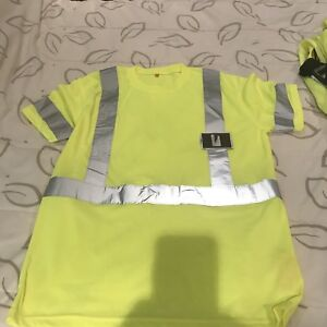 High visibility Work Clothing