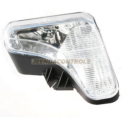 Left Headlight Lamp With Bulbs Lens Light For Bobcat T590 T630 T650 T750 T770