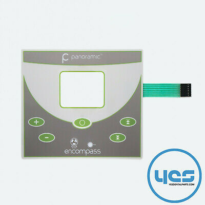 Pan Corp Encompass Dental Xray Touchpad Replacement - Panoramic Corporation- New