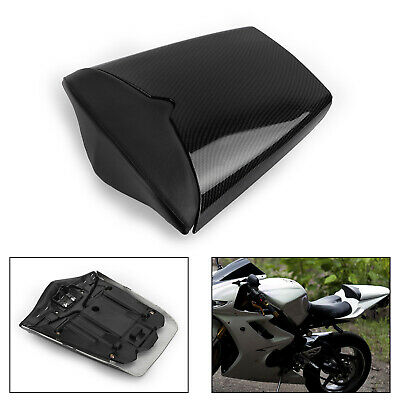 ABS PLASTIC REAR PASSENGER SEAT COVER COWL CARBON FOR TRIUMPH DAYTONA