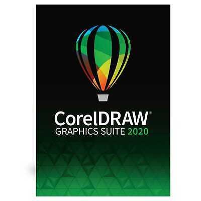 CorelDRAW Graphics Suite 2020 *WINDOWS* EDU Academic / Schulversion / KEY (ESD)
