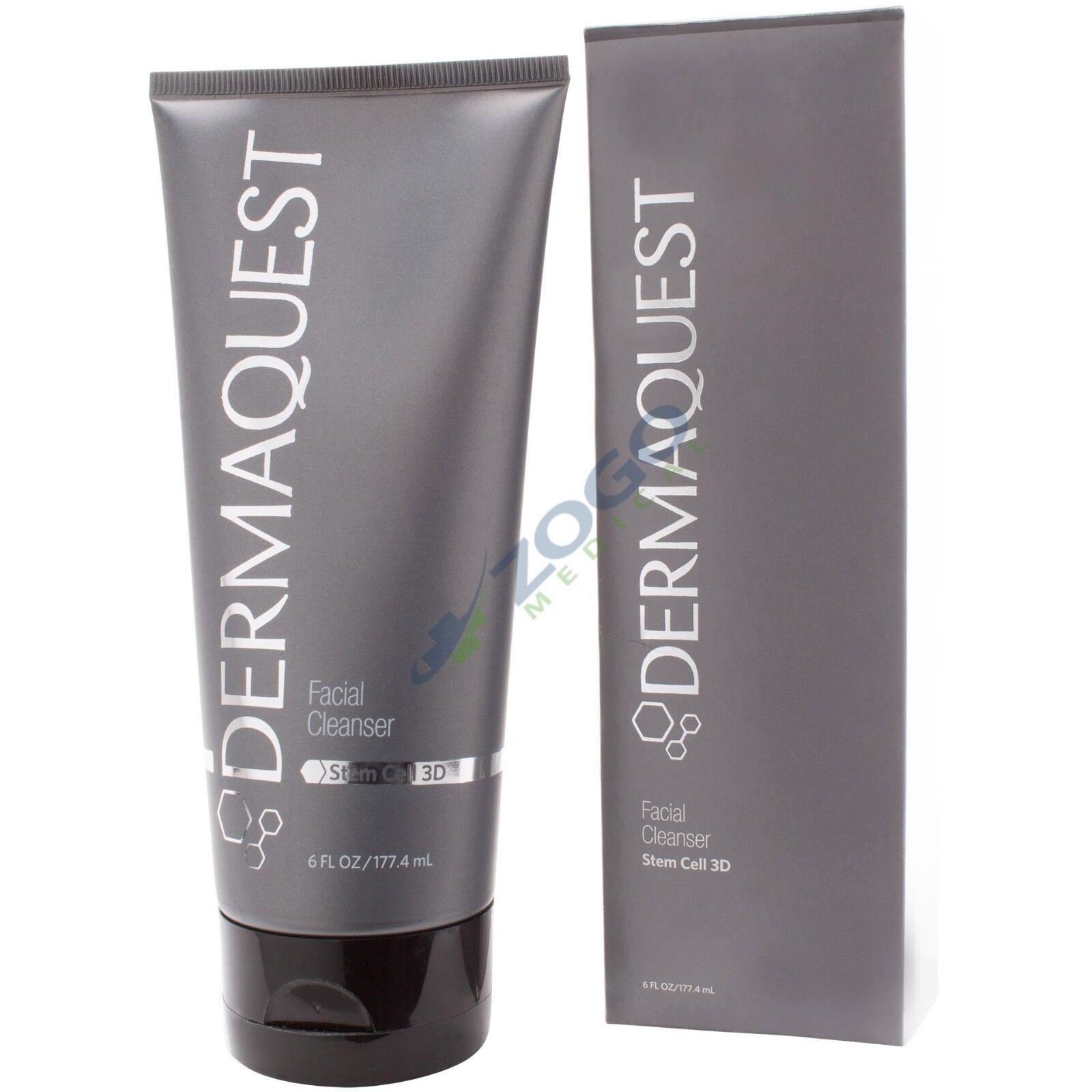 929c7c5b226c0f Details about DermaQuest Stem Cell 3D Facial Cleanser 6 oz - New in Box