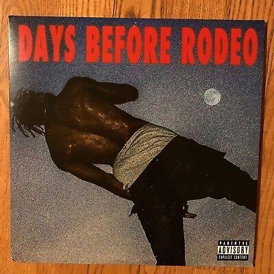 Travis Scott - Days Before Rodeo [2LP] Vinyl 12