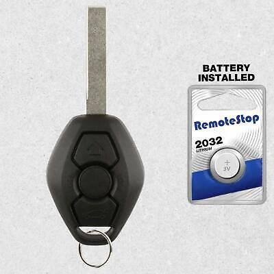 For 2006 2007 BMW 525xi 530xi 550i 650i 750i M6 Keyless Car Remote Key Fob
