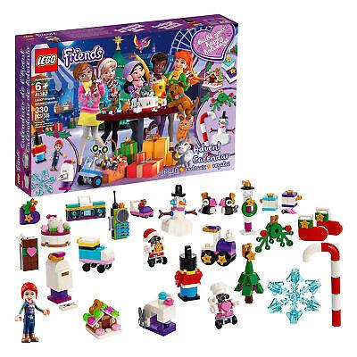 LEGO Friends 2019 Advent Calendar Building w/ 1 Mia Mini-Doll Figure (Open Box)