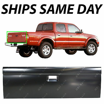 04 Toyota Tacoma Tailgate (NEW Primered Steel - Rear Tailgate Replacement for 1995-2004 Toyota Tacoma)