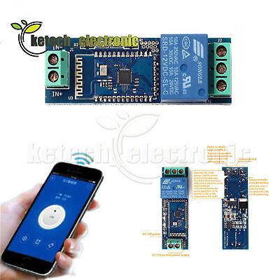12v Bluetooth Relay Remote Control Switch Iot Wireless Module High Quality L2ke