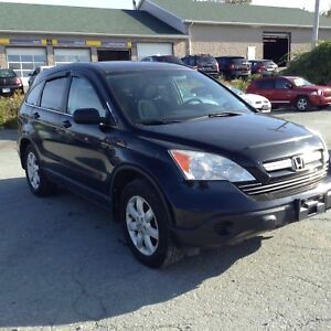 2007 HONDA CRV AUTO AWD ONLY 135000K EXTRA CLEAN! LOADED!