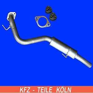Sistema-de-escape-OPEL-FRONTERA-B-2-2-DTI-silenciador-silenciador-de-escape