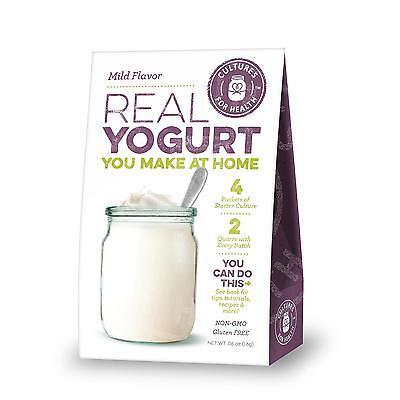 Mild Flavor Yogurt Starter Culture
