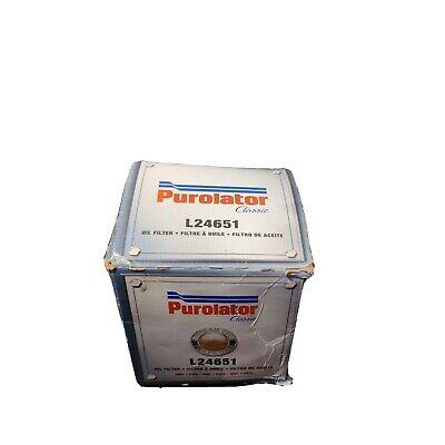 L24651 Purolator New Oil Filters for Ram Truck E150 Van E250 E350 E450 E550 F150