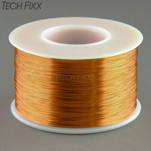 Magnet Wire 29 Gauge AWG Enameled Copper 1240 Feet Coil Winding and Crafts 200C